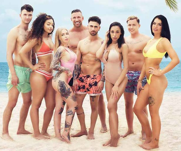 Dit zijn de 8 hotte singles in Ex on the Beach: Double Dutch