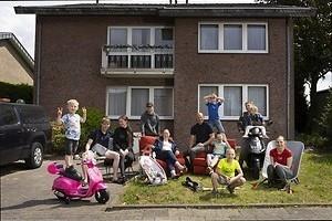 Alle kinderen thuis