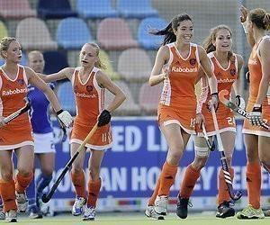 Kijktip: Hockey finale dames: Nederland - Groot Brittannië