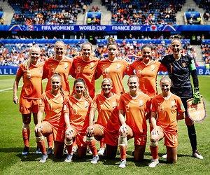 De TV van gisteren: 2,7 miljoen voor Oranje vrouwen