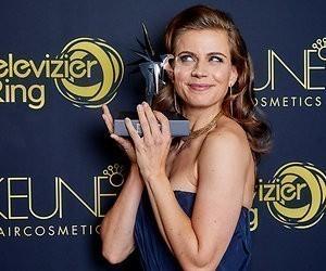 Elise Schaap wint Televizier-Ster Acteur/Actrice 2019