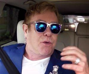 YouTube-hit: Elton John en James Corden doen Carpool Karaoke