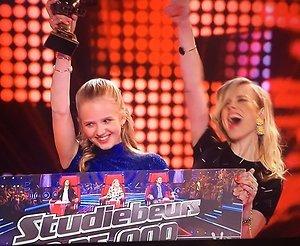De TV van gisteren: Ruim 2.25 miljoen voor finale Voice Kids