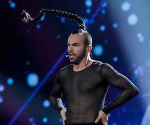 De TV van gisteren: 1,4 miljoen voor 1ste halve finale Songfestival