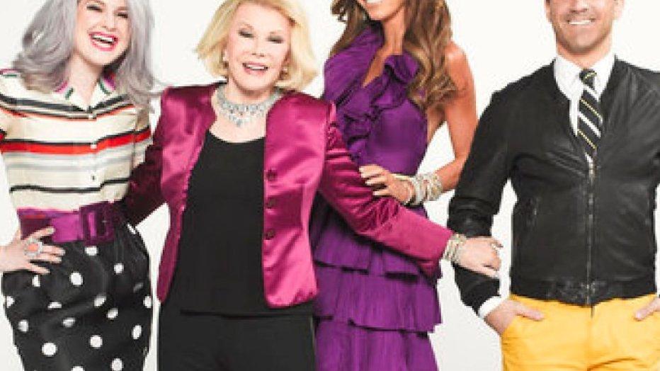 Kelly Osbourne neemt ontslag bij Fashion Police