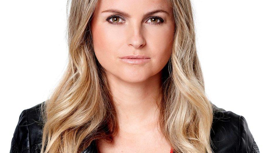 Fatima Moreira de Melo vergeeft Chantal Janzen gewraakte hockeygrap