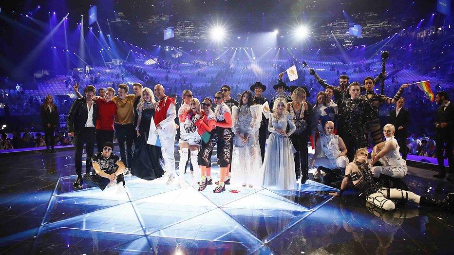 Halve finale Eurovisie Songfestival