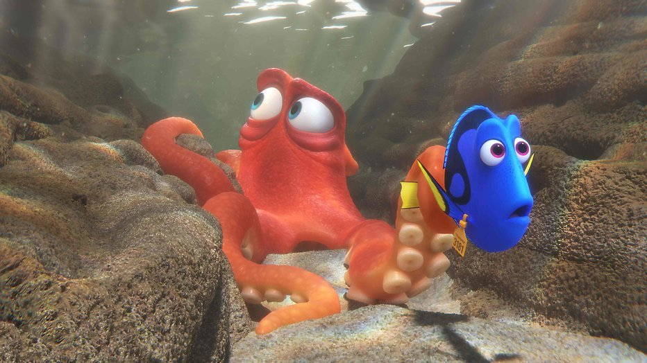 Videosnack: Finding Dory verbreekt records