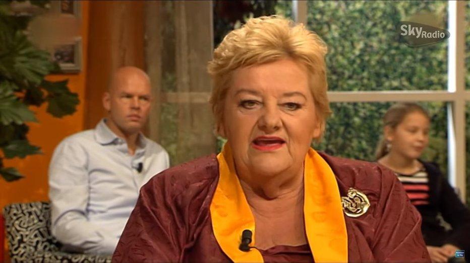 Erica Terpstra fit genoeg voor nieuw seizoen Erica Op Reis