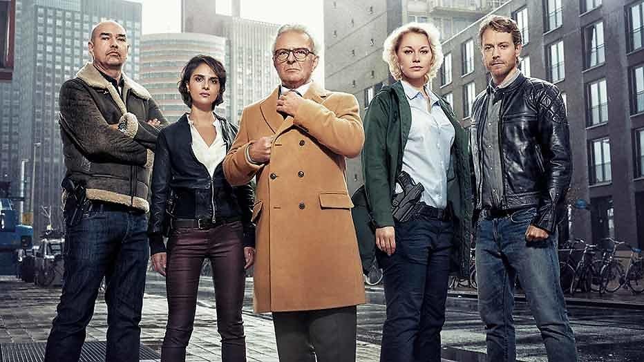 De TV van gisteren: Flikken Rotterdam begint met 1.1 miljoen