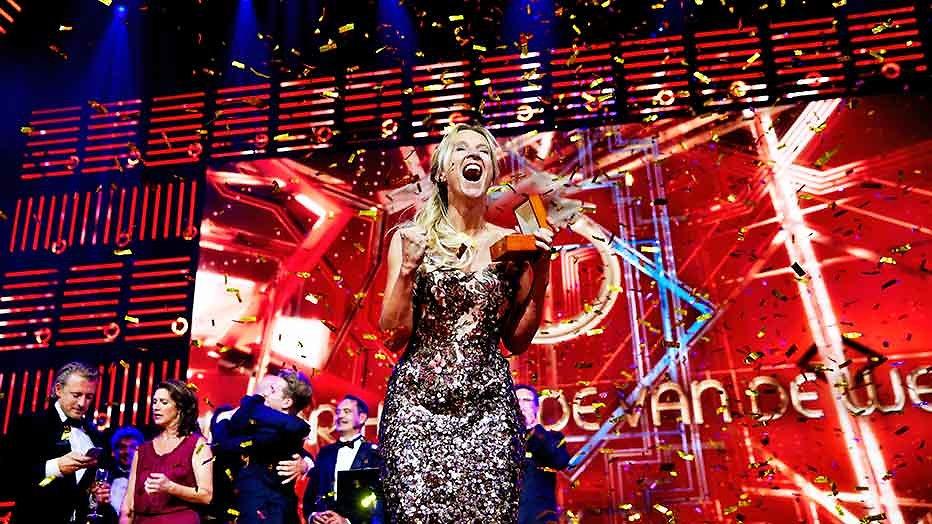 Winnaar Gouden Televizier-Ring 2016: Floortje naar het einde van de wereld