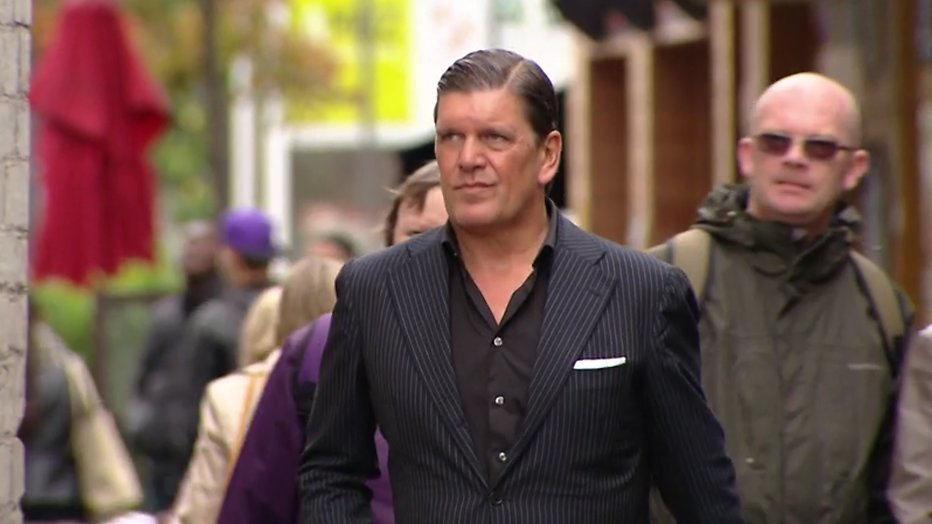 SBS maakt reportagereeks over Frank Masmeijer