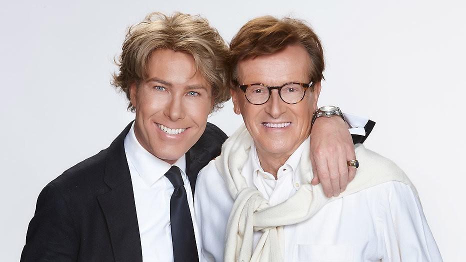 Frank en Rogier gevraagd voor Glamourland
