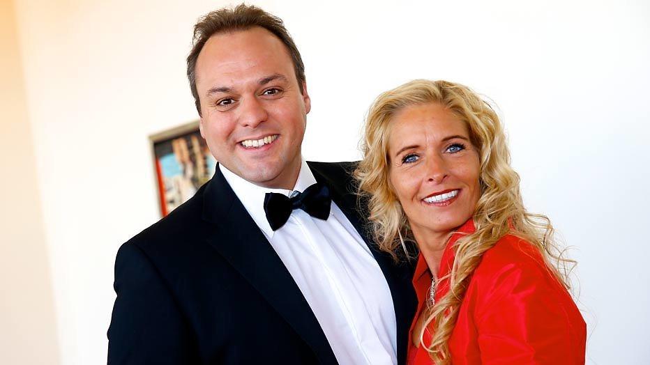 Frans en Mariska Bauer al 25 jaar zonder ruzie