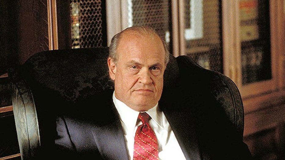 Fred Thompson uit Law & Order overleden