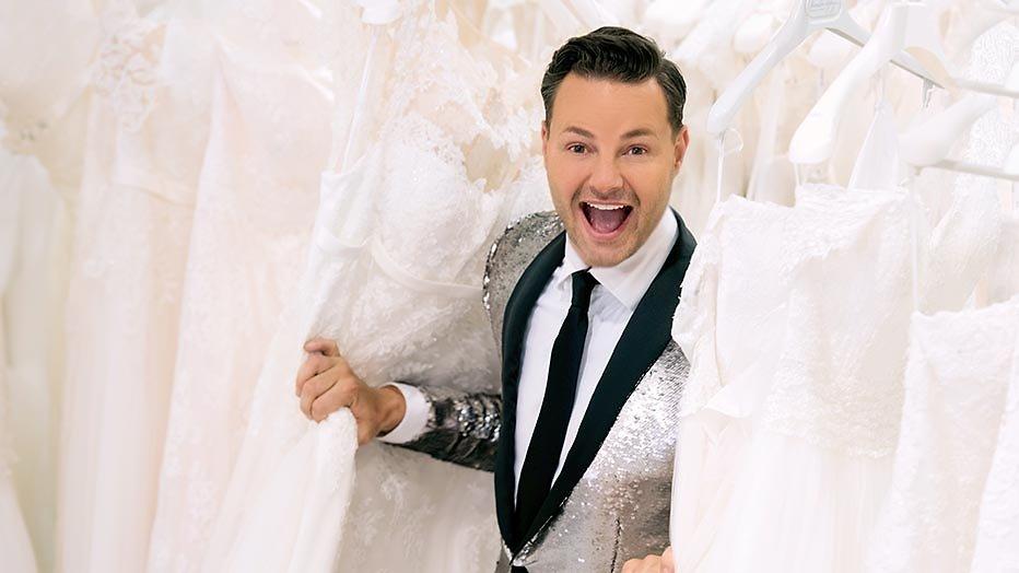 Fred van Leer mag tweede seizoen Say Yes to the Dress presenteren