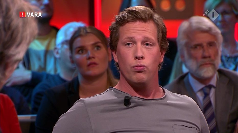 Freek Vonk maakt DWDD University over evolutie