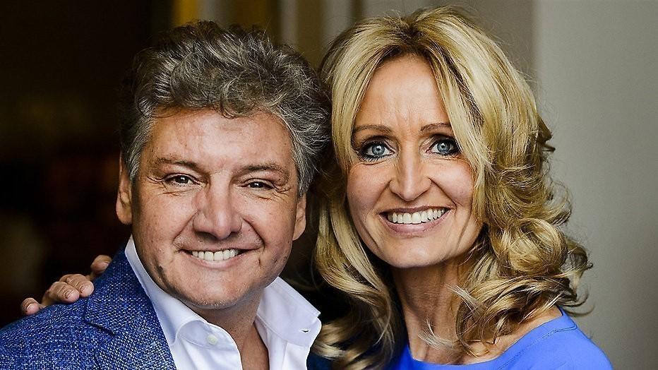 Rene Froger en Natasja Froger