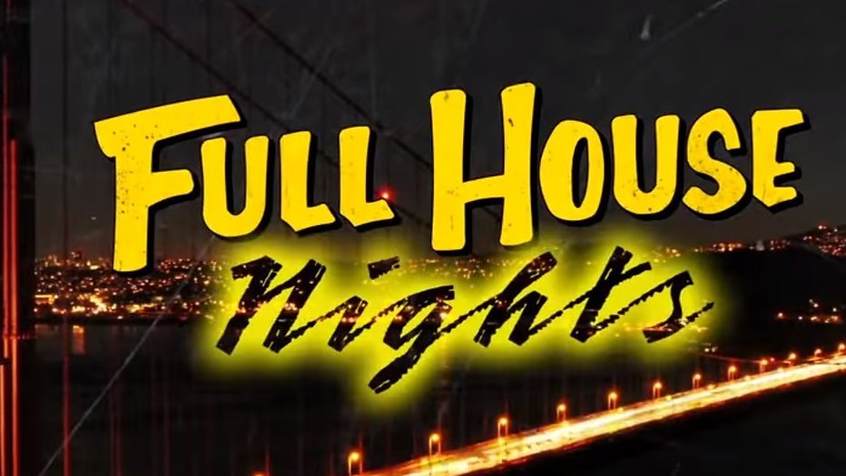 YouTube-hit: De nieuwe Full House spin-off heet Full House Nights