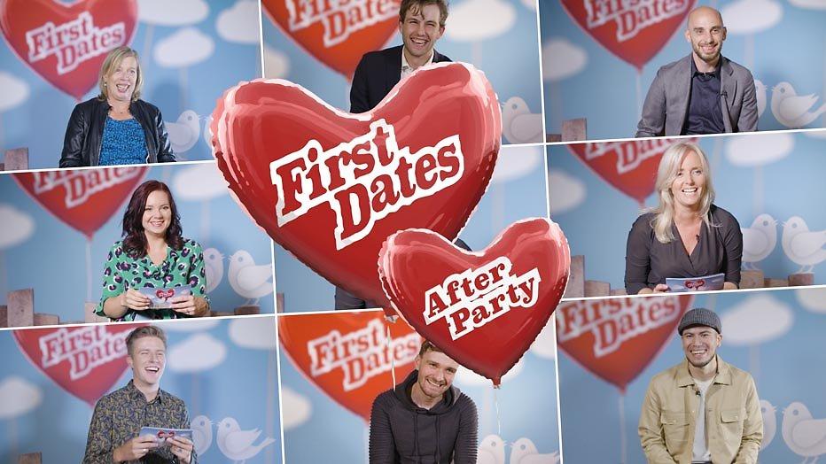 Deelnemers First Dates praten na in tiendelige YouTube-serie