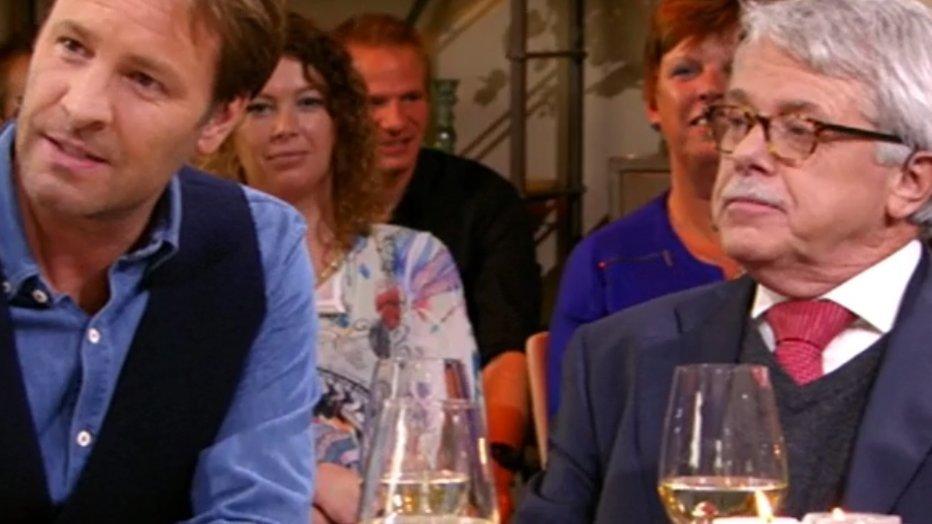 De TV van gisteren: Mr. Frank Visser ook op SBS een kijkcijferkanon