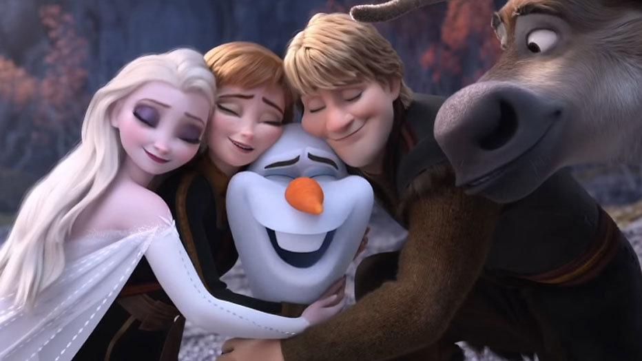 Frozen 2: Nieuw avontuur voor ijsprinsesjes Elsa en Anna ...