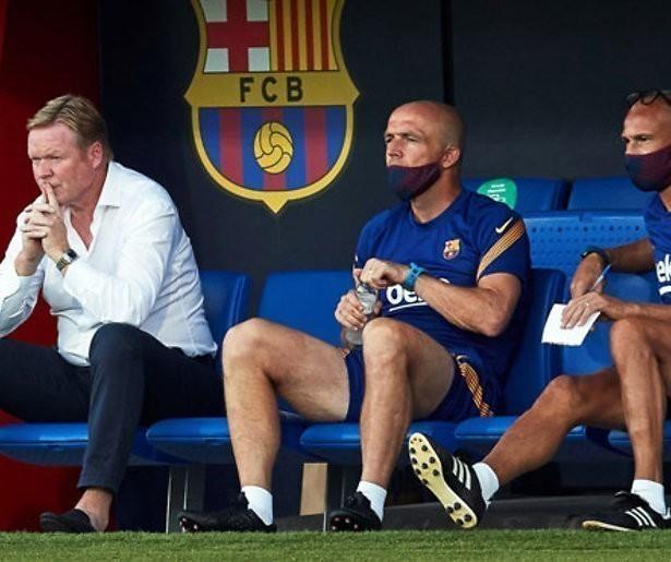 FC Barcelona tegen Dinamo Kiev