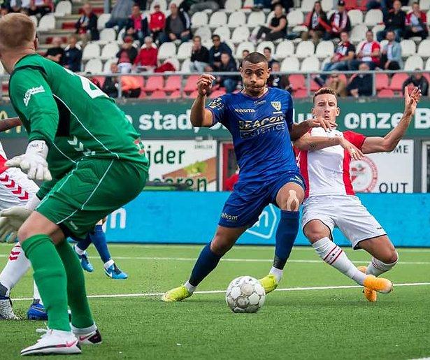 De TV van gisteren: Eredivisie met open armen ontvangen