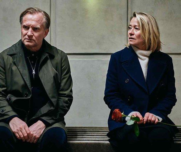 Een spannende nieuwe Deense serie: Face to Face