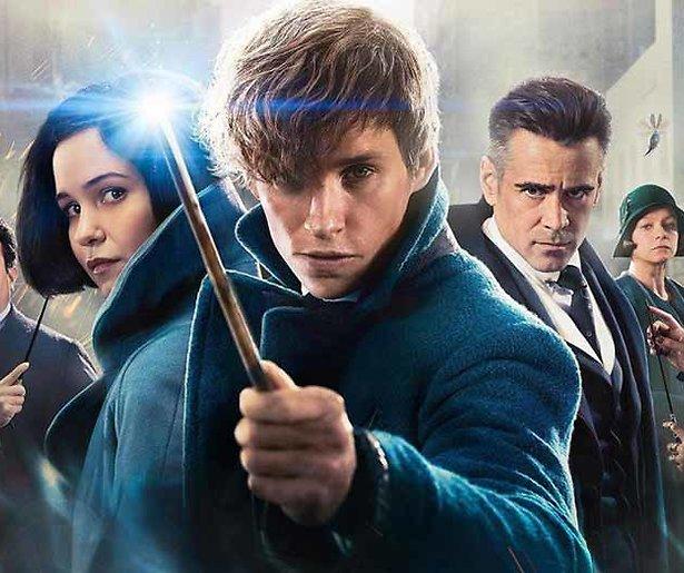 Fantastic Beasts staat nu op Netflix