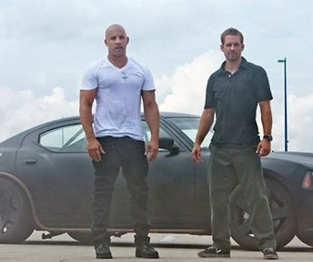 Vin Diesel en Paul Walker racen in Rio
