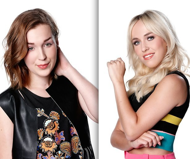 Idols: Kimberly teleurgesteld in nalatige Nina