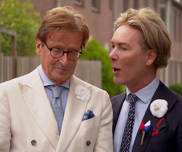 SBS zoekt nieuwe Frank en Rogier voor doorstart Paleis voor een prikkie