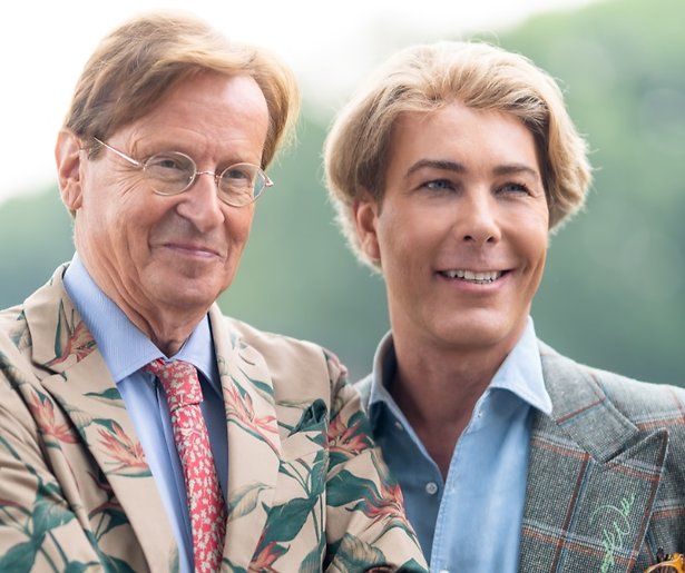 Frank & Rogier negeren corona in Frank & Rogier Checken In