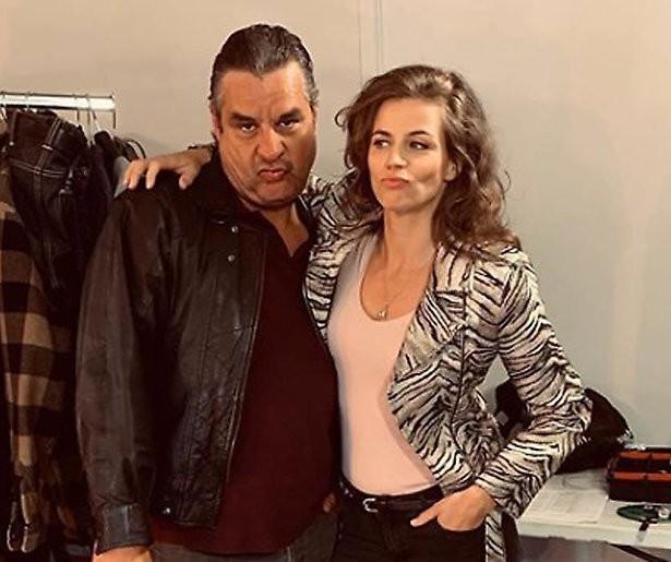 Frank Lammers en Elise Schaap trainen zich suf voor Undercover-film