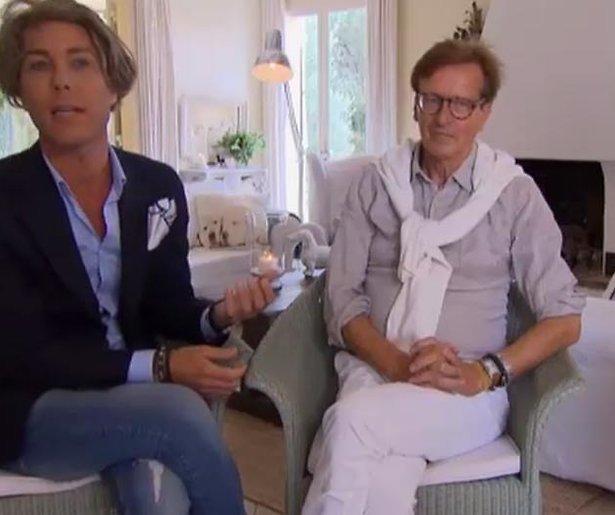Iedereen wil vrienden worden met Frank en Rogier uit Steenrijk, Straatarm