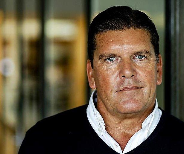 Frank Masmeijer werkt achter de tralies aan nieuw leven