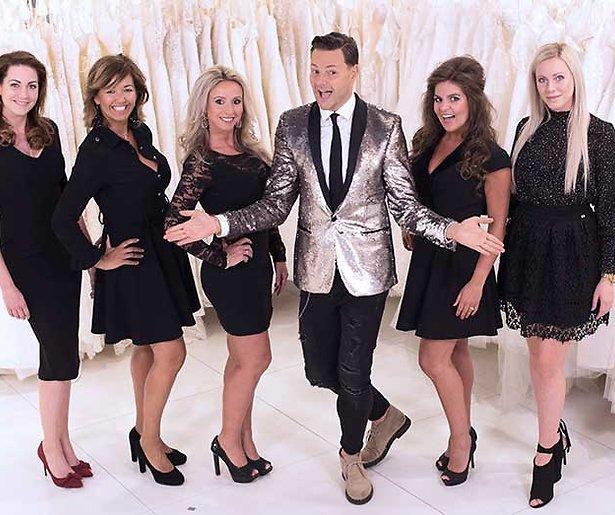 Fred van Leer maakt zijn debuut in Say Yes to the Dress
