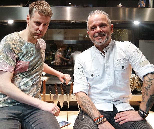 Fjeze Fur krijgt kookshow bij VPRO