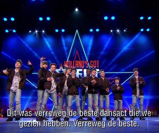 Videosnack: Fresh Allstars doen auditie bij Holland's Got Talent