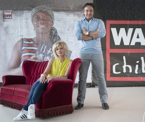 Marco Borsato maakt presentatiedebuut in tv-actie War Child