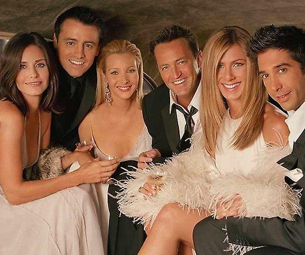 Friends-cast werkt aan reünie-special voor HBO