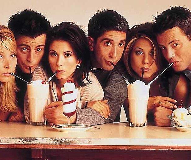 Friends viert jubileum ook in de Nederlandse bioscoop
