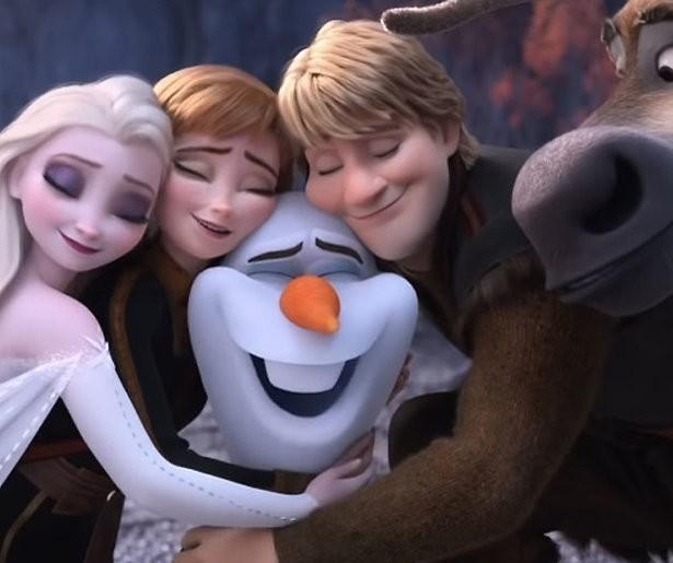 Frozen 2: Nieuw avontuur voor ijsprinsesjes Elsa en Anna