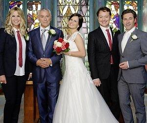 Laatste aflevering Familie Kruys: de bruiloft