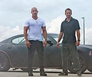 Vin Diesel en Paul Walker racen in Rio
