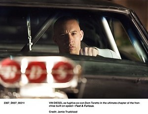 Vin Diesel keert terug naar LA