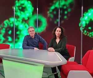 De TV van gisteren: Weer veel kijkers voor fabels en feiten over de coronacrisis