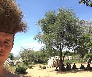 Filemon Wesselink trekt in bij inheemse stammen