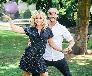 Wendy van Dijk over Flirty Dancing: 'Soms spatten de vonken ervan af'